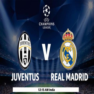 2015 Champions League Semi Final : Juve vs Real
