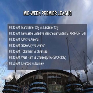 5th March, Midweek Premier League