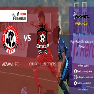 Aizawl FC vs Churchill Brothers SC