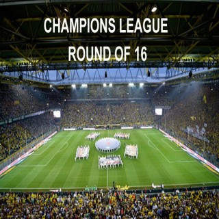 Champions League Round of 16 inkhel LIVE