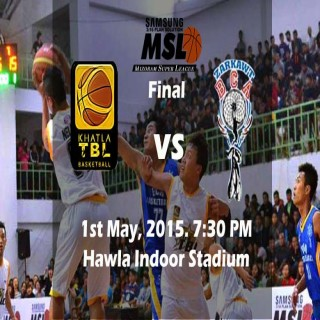 MSL Final 2015. TBL vs BCA