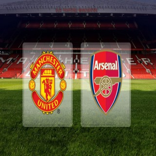 Premier League : Man Utd vs Arsenal