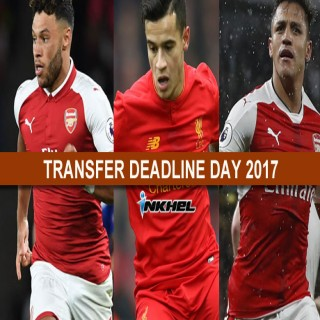 Summer Transfer Deadline Day 2017