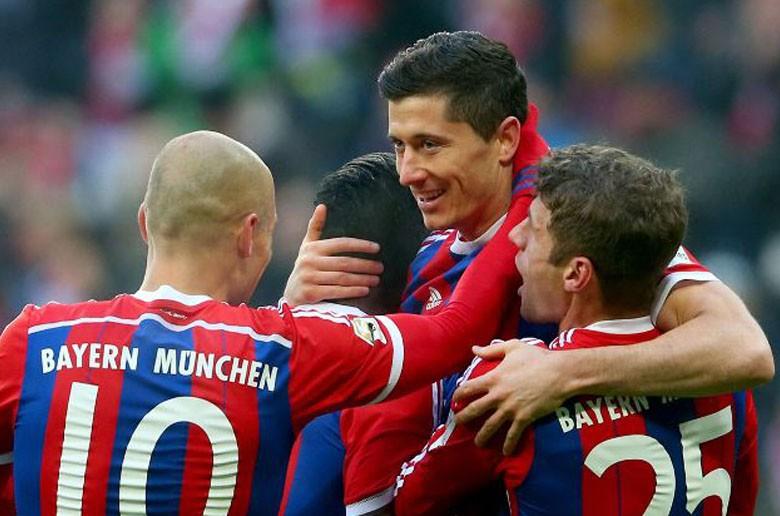 Bayern Hsv 8 0