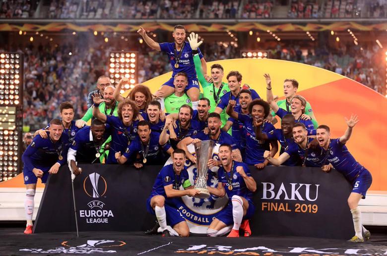 Europa League: Arsenal Hnehin Chelsea An Champion