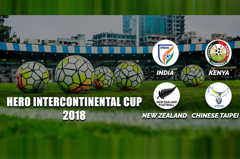 Intercontinental Cup-ah India leh Chinese Taipei an inkhel