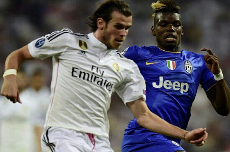 Image result for pogba bale