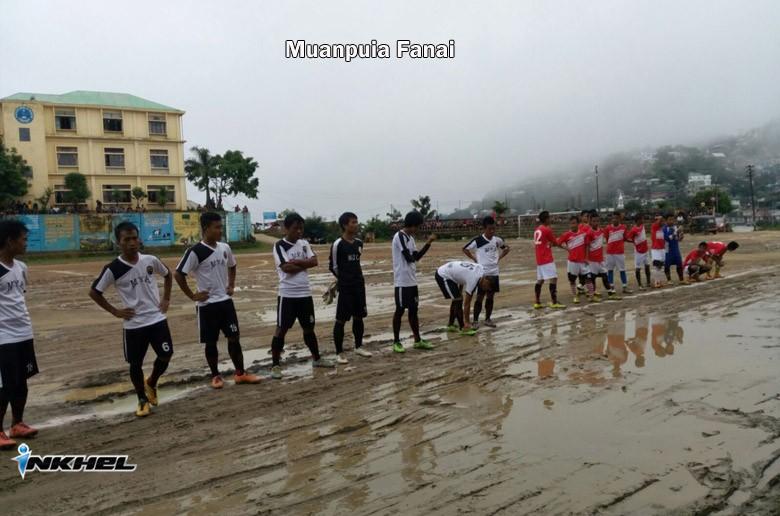 Saiha District I-Day Football Tournament Final ah Model FC leh ...