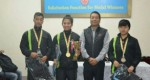 Boxing Team Medal dawn lawmpuina hun hman a ni