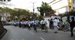 ​Cycle Rally Aizawlah neih a ni
