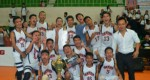 ​HSS Inter School Basketball-ah Oikos an champion