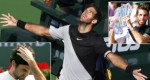 Indian Wells-ah Federer hnehtu Del Potro a champion