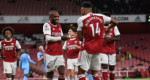 ​London derby-ah Arsenal an chak