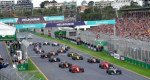 ​Melbourne-in Australian GP thleng zel dawn