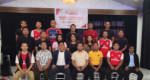 ​Mizoram Arsenal Supporters' Club Pathian hnena hlanna neih a ni