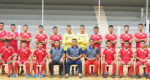 ​Mizoram football team pahnih feh chhuak