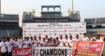​National Junior Football Championship-ah Mizoram champion