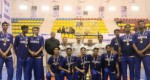 U-18 India Basketball Team an Champion