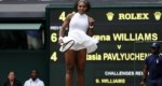 ​Wimbledon 2016 : Venus & Serena Williams ten semi final an lut