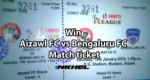 ​Win Aizawl FC vs Bengaluru FC match ticket