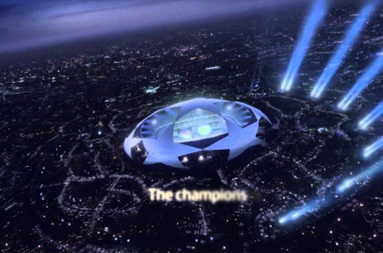UEFA Champions League Theme Song bihchianna  - Inkhel com