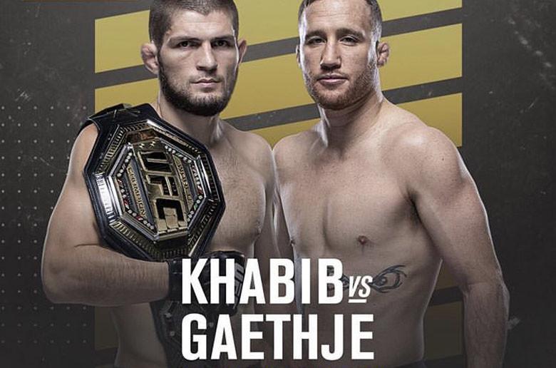 UFC 253-ah Khabib vs Gaethje kan hmuh hmel - Inkhel.com